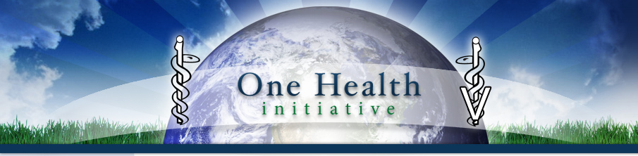 One Health Initiative logo image